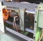 Used- Newbury Industries Toggle Injection Molding Machine, Model HI30RS, 30 Ton. Platen size approximately 12-1/2