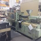 Used- Nissei Injection Molding Machine. 130 Ton, 5.7 oz., platen size 23.6
