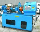 USED: Pilot Industries 16 ton hydraulic injection molding machine, model PTD-016-PCM. Approx mold size 6