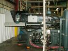 USED: Sandretto 610 ton, 138 oz, model TEW-610 plastic molding machine2001. Platen size 53
