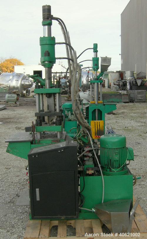 Used- Ta So Machinery Vertical Injection Molder