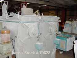 USED: Caccia mixer/cooler combo consisting of the following: 1 Cacciahigh intensive mixer, type CP200, stainless steel const...