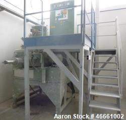 Used- Diosna Mixer Cooler Combination, Type KAM 100.