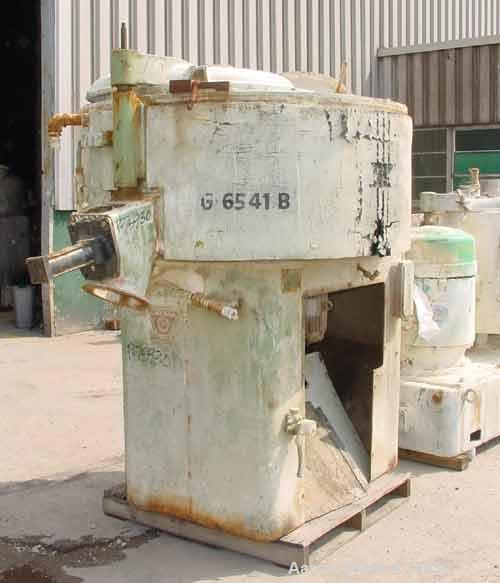 Used- Stainless SteelProdex 500 liter (11.5 cu ft) Mixer/Cooler Combo