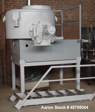 Used- Diosna High Intensity Mixer. Model KAN 400.