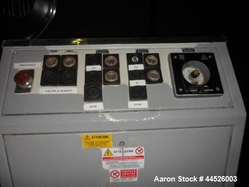Used- Diosna P250 Mixer Granulator.