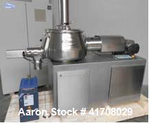Used-Dierks & Sohne Diosna Type P 100 B Mixer/Granulator