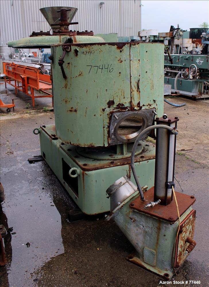 Used- Henschel 500 Liter High Intensity Mixer