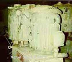 Used- Stainless Steel Henschel 35JSS High Intensity Mixer