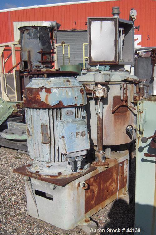 Used- Henschel High Intensity Mixer, Model FM150