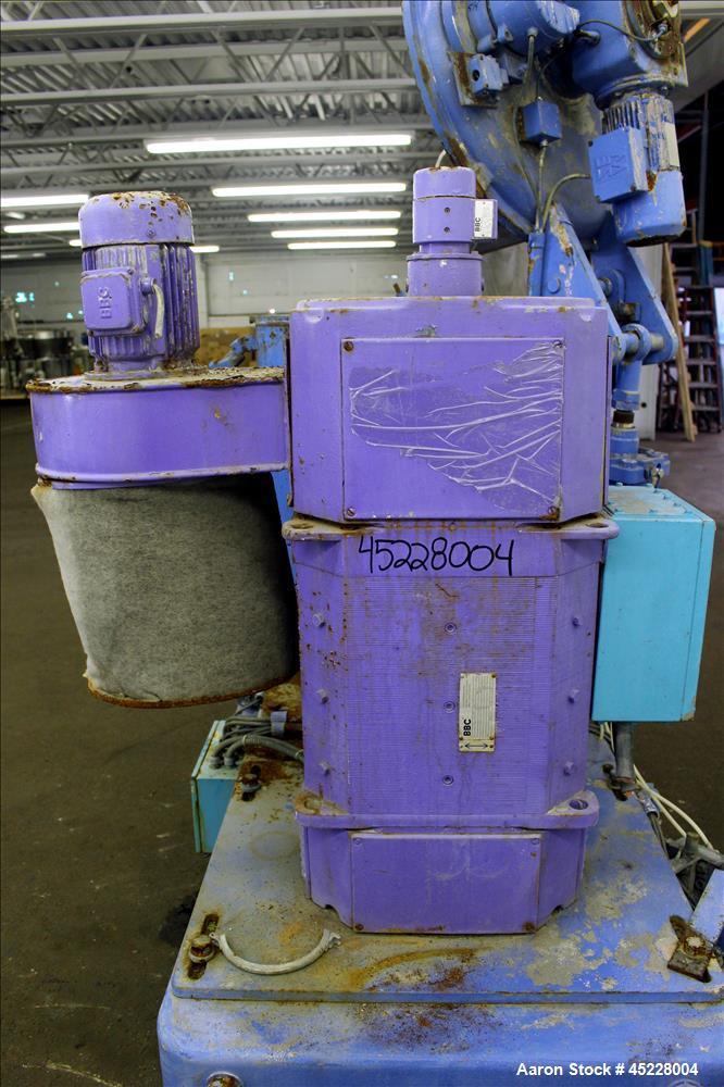 Used-Henschel FM 350MB High Intensive Mixer