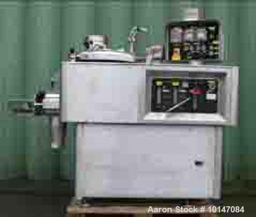 Used-Stainless Steel Lodige MGT-125-P Universal Mixe