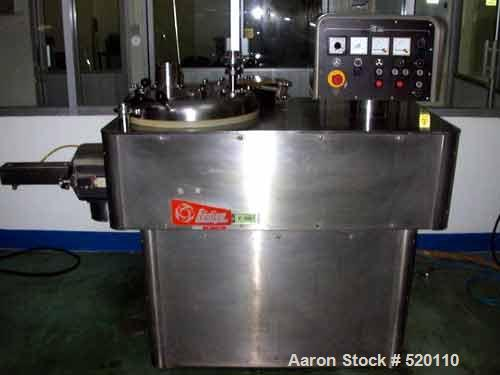 USED: Lodige high speed mixer granulator, type MGT. Approximately80 to 100 liter capacity (2.8 cu ft), stainless steel. Non-...
