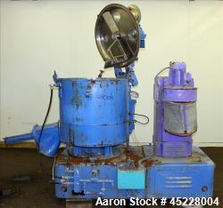 Used-Henschel FM 350MB High Intensive Mixer