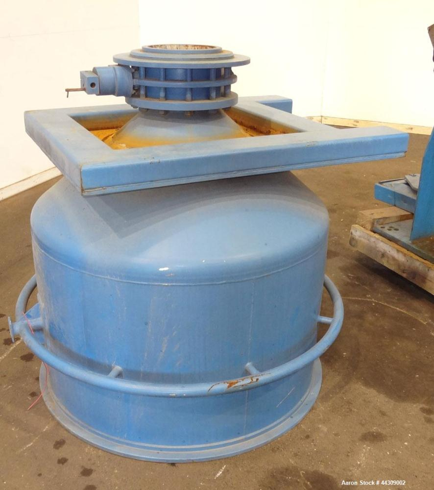 Used- Stainless Steel NDE New Design Engineering Container Mixer