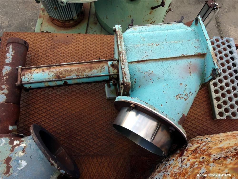 Used- Papenmeier High Intensity Mixer