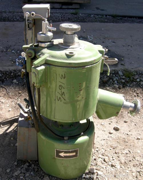 Used- Prodex High Intensity Lab Mixer, Model JSS2
