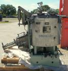 Used- MitsuiMiike Machinery Henschel High Intensity Mixer, Model FM-300J/1, 300 Liter Capacity, Chrome Construction. 31-1/2