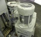 Used- Mitsui Mike High Intensity Mixer, Model FM20B, 20 Liter (0.70 Cubic Feet), 304 Stainless Steel. Jacketed bowl 11-3/4