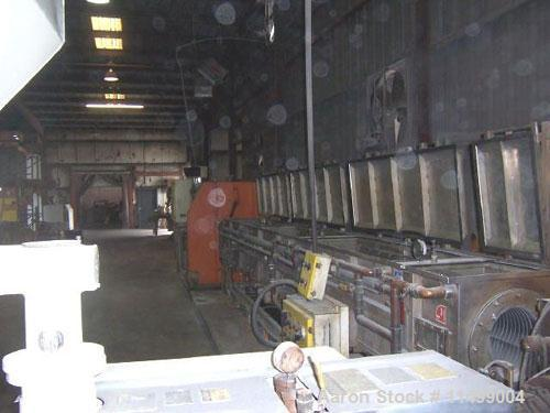 Unused-65mm/55mm Cincinnati Milacron PVC Pipe Co-Extrusion Line.