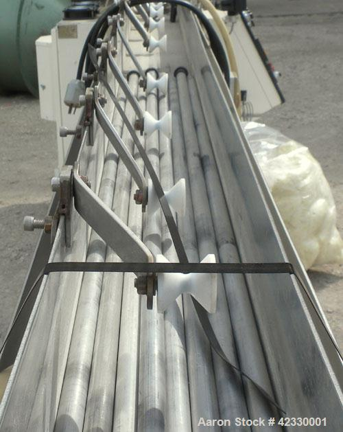 Used- Killion 3/8'' Diameter Tube Line consisting of: (1) Killion 1-1/2'' single screw extruder, approximately 22 to 1 L/D r...