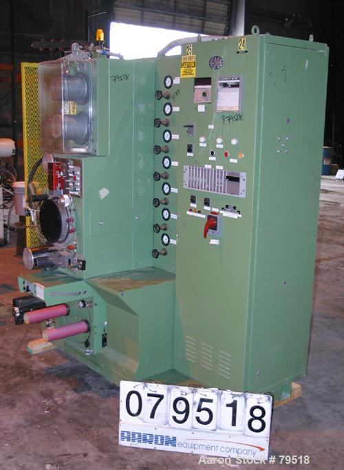 Used- Neumeg Fiber Spinning Machine, Model RK1