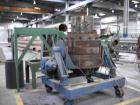Used-Industrie Generali Pipe Extrusion Line, capacity 1543 lbs/h (700 kg/h), used for 7.8