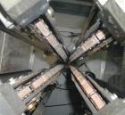 USED: Reifenhauser/Krauss Maffei pipe extrusion line for PE pipe max 6-1/4