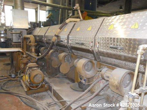 Used-Amut Murpo/C EA180 Extrusion Line