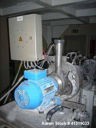 Used- BUSS KO-Kneader Planetary Mixer, Model MDK / E46 – 11D