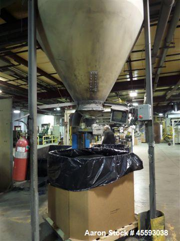 Used- 2000 Davis Standard Model 60IN60TPH Pelletizer Extruder