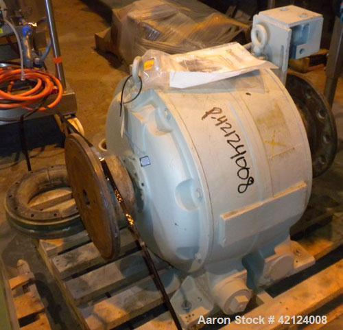 Used- HPM Prodex 6'' Underwater Pelletizing Line consisting of: (1) HPM Prodex 6'' Torquemaster single screw extruder, model...