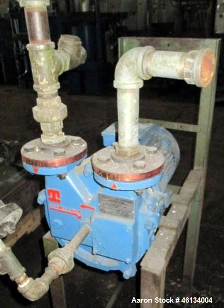 Used- NRM / Beringer Water Ring Pelletizing Line