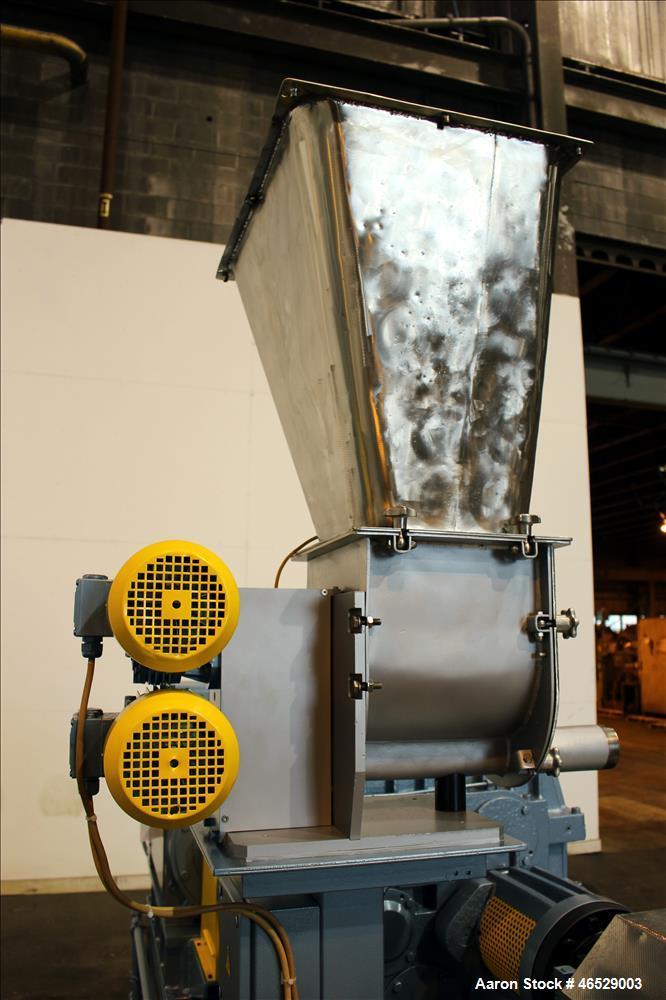 Used- Comac Twin Screw Pelletizing Line