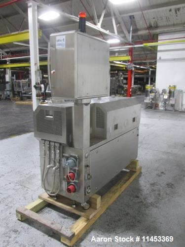 Used- Leistritz Twin Screw Pelletizing Line