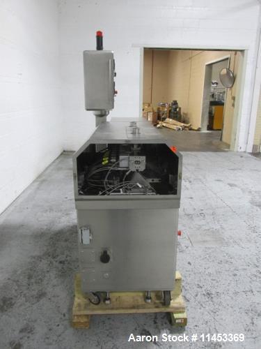 Used- Leistritz Twin Screw Pelletizing Line