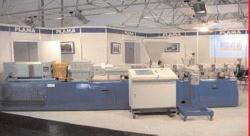 Unused-Plama ZSP 70 GF Compounding Line for PP and fiberglass blend
