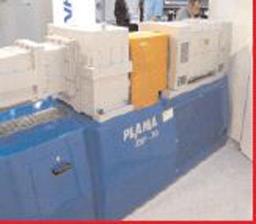 Unused-Plama ZSP 70 GF Compounding Line for PP and fiberglass blend