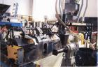 Used-Compounding Plant. (1) Trimec co-rotating twin screw extruder, 1.6