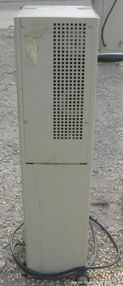 "USED: Brabender 2"" wide strand pelletizer, type 881203. Approximate 12 knife helical rotor. 50 hertz, 230 volt control. Spri..."