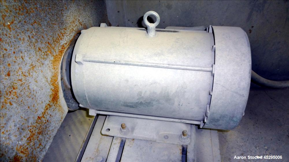 Used- Cumberland Size 6 Pelletizer