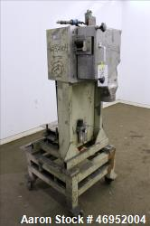 "Used- Scheer Pelletizer, Model SGS 100-E. 100mm (3.93"") Wide x 200mm (7.87"") diameter (32) fixed blade rotor. (1) Metal, (1)..."