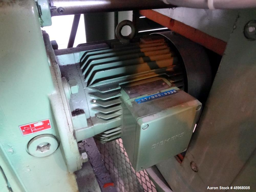 Used- Automatik Strand Pelletizer, Model ASG 10.