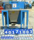 Used- Accrapak Systems model 750/2 micro strand pelletizer.  Approximate 12