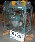 USED: Conair pelletizer, model 206. Approx 8
