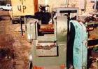 USED: Cumberland pelletizer. Size 14, 4 knife rotor, knurled pull rolls 3 hp vari-speed drive, s/n c346.
