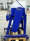 Used- C. F. Scheer Pelletizer, Model SGS100. Approximate 8