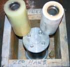 USED: C. F. Scheer pelletizer, model SGS200-EV. Approximate 7-3/4