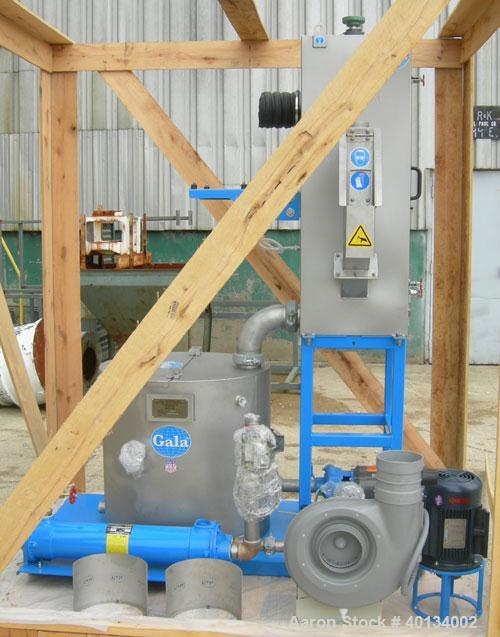 Unused: Gala Model Edge-1000 underwater pelletizing system. Edge system is the new system designed for an economical underwa...