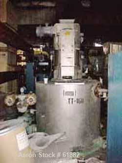 Used- Berstorff Water Ring Cutting Head, Model WRG-30